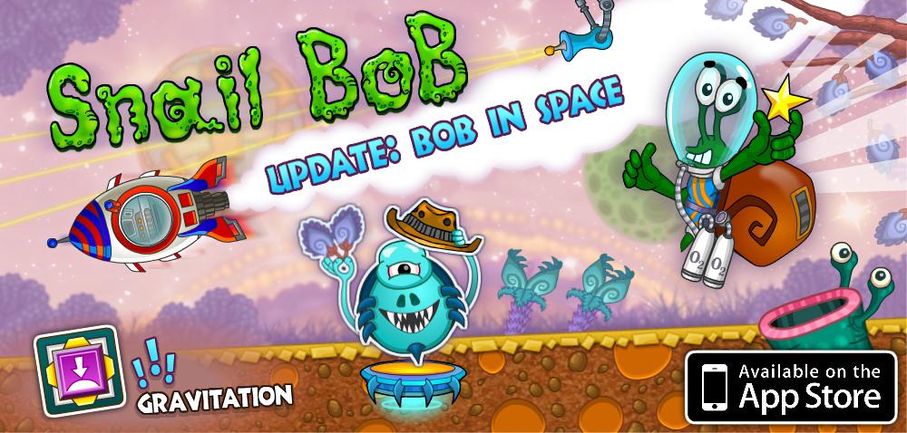 Bob in Space